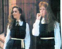 img3256672 (gymslip-connoiseur) Tags: schooluniforms gymslip gymslips gymslipgirls