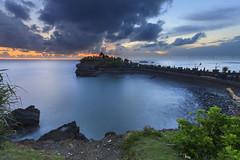 Sunset Mengening (Pandu Adnyana Photography Tour) Tags: travel sunset bali beach indonesia landscape photography tour cloudy guide mengening balitravelphotography baliphotographytour baliphotographyguide balilandscapephotography