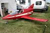 N575J Bede BD-5J @ Oshkosh 28-Jul-2014 by Johan Hetebrij (Balloony Dutchman) Tags: aircraft jet oshkosh 2014 bede kosh bd5j bd5 n575j bedecorp