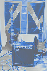 The Blues (Tim Fenn) Tags: music rock guitars blues 52weeksofwe