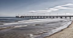 The Pier (Gianluca Tana Ph.) Tags: sea italy beach landscape pier nikon abruzzo vasto
