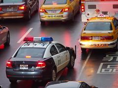 Taipei traffic!