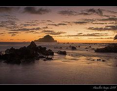 Koki Beach At Dawn (Hamilton Images) Tags: sky rock clouds sunrise canon landscape hawaii lava surf waves january maui hana kokibeach 2015 24105mm leefilter img2746 alauisland 7dmarkii 09softedgegraduatedneutraldensity