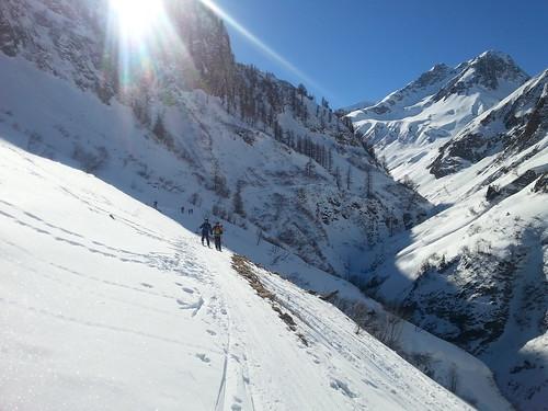 Arlberg 16. - 20.2.2015