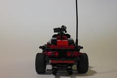 Bullet Spinner- Back (BlueShift 12) Tags: macro toy lego brickarms gibrick