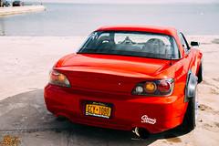 Augie's S2000 (Connor Croak) Tags: red cars car canon honda garage automotive circuit s2k automobiles s2000 stance lightroom 6d stanceworks canibeat stancenation circuitsoul