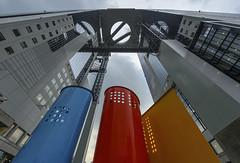 Umeda Sky Building () (acase1968) Tags: japan architecture buildings lens nikon angle wide osaka nikkor afs d600 f28g 1424mm