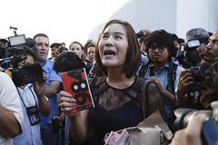 20150214-เลือกตั้งที่ลัก -59 (Sora_Wong69) Tags: people thailand bangkok protest police liberalism activist politic assembly coupdetat nonviolenceaction supportelection