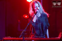 Christina Rosenvinge @ Fiesta Presentación Vida Festival (Barcelona, 24/02/2015)