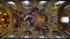 Gesu church ceiling (Gerwin Filius) Tags: rome church ceiling kerk plafond gesu canon1755mm canon7d hzcult