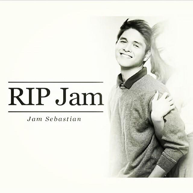RIP jam.. 😥😭😫  #jamich #RiPJAMSebastian