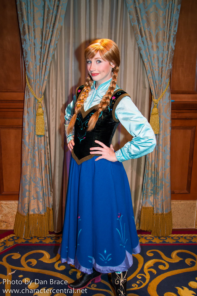 Anna at disney character central m4hsunfo