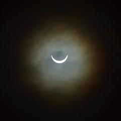 Eye see you (cris.gerrard) Tags: iris cloud sun moon smile solar eclipse nd6