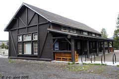 The  Historic Haynes Photo Shop Building (V. C. Wald) Tags: yellowstonenationalpark uppergeyserbasin parkitecture haynesphotoshop theoriginalphotoshop
