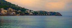 2131  Andratx, Mallorca, Bsleares (Ricard Gabarrs) Tags: agua water eau wasser acqua playa mar puerto airelibre cielo ricardgabarrus ricgaba olympus andratx