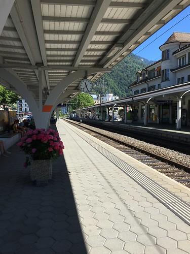Interlaken West station