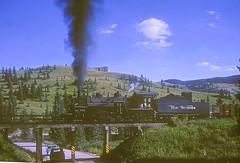 D&RGW 2-8-2 Class K-36 484 (Chuck Zeiler) Tags: drgw 282 class k36 484 railroad baldwin steam locomotive chz train