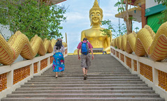 Big Buddha , Pattaya Thailand (Ammar Crazzy) Tags: asian thailand nikon asia thai buddah pattaya d810 thaigolf