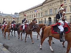 2016.06.03.100 PARIS - La Garde Rpublcaine, gardes (alainmichot93 (Bonjour  tous)) Tags: 2016 france ledefrance seine paris garderpublicaine cavalerie cavalier uniforme cheval streetlife