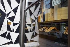 Reflection (Maria Eklind) Tags: building berlin architecture germany de europe outdoor potsdamerplatz sonycenter tyskland