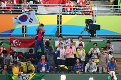 KOR (ittfworld) Tags: og olympicgames olympics rio rio2016 tabletennis games riodejaneiro brazil