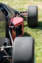 Hill Climb Car (Jon Sharp) Tags: car lens climb nikon cornwall hill wheels taken event f28 d3 105mm wadebridge