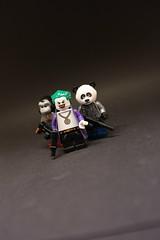 Mr. J (H.-o.-p.-E.) Tags: lego dc joker bat batman suicide squad mr j harley quinn panda superheroes