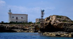 Favignana (Isole Egadi) - Vista dalla barca (ikimuled) Tags: favignana egadi