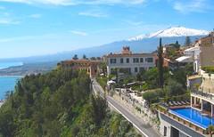 Meravigliosamente Sicilia (MaryMaga) Tags: sud italiamiabella italia etna sicilia taormina
