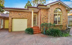 3/21 Salter Crescent, Denistone East NSW