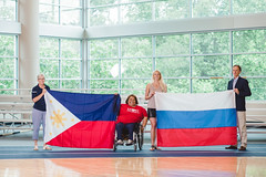 20160602-140310 (Global Sports Mentoring Program) Tags: olesya vladykina sport for community gsmp sports diplomacy russia lakeshore foundation paralympian partners