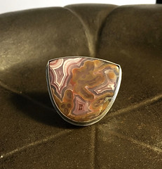 il_570xN.987150378_r7a8 (Simply_Adorning) Tags: handmade jewelry artisan stone cabochon silver metalwork metalsmith ring aguanueva agate mexicanagate