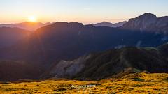 Sunrise from Hehuanshan East Peak, Taiwan (g u i l l a u m e) Tags: hehuanshan taiwan