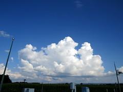 Cumulus congestus (Deutscher Wetterdienst (DWD)) Tags: cumulus congestus wolken clouds himmel sky himmelsblau blue dwd wetterdienst wetter weather