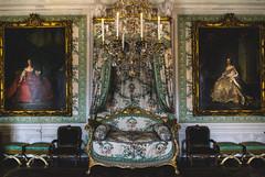 queen's bed (xlowmiller) Tags: france paris versailles bed lavish luxury queen
