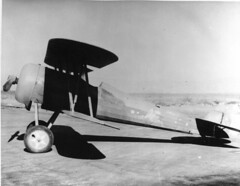 SDASM Aircraft Image (San Diego Air & Space Museum Archives) Tags: nieuport28 94as 94thaerosquadron aviation aircraft airplane biplane unitedstatesarmyairservice usarmyairservice sadesestablisementsnieuport nieuport gnomeetrhône gnome gnomemonosoupape militaryaviation