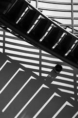 Spiral Shadow (peterkelly) Tags: shadow bw usa stairs burlington digital spiral us vermont unitedstates unitedstatesofamerica steps staircase northamerica