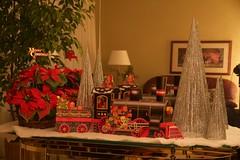 Christmas Train (kepibear) Tags: christmas canada train advent edmonton calendar ab alberta 2014 canonefs1585mmf3556isusm