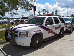 Montgomery Co Sheriff_0032 (pluto665) Tags: chevy squad suv cruiser