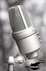 One of Our Microphones (LoudMouthNews) Tags: show bw musician music mike broadcast station rock metal sepia radio studio disco design concert media technology play audience bokeh live stage decoration talk style voice pop retro communication balckandwhite musical electronics sing micro sound singer speaker record karaoke microphone conference discussion mic information audio vector recording multimedia listen