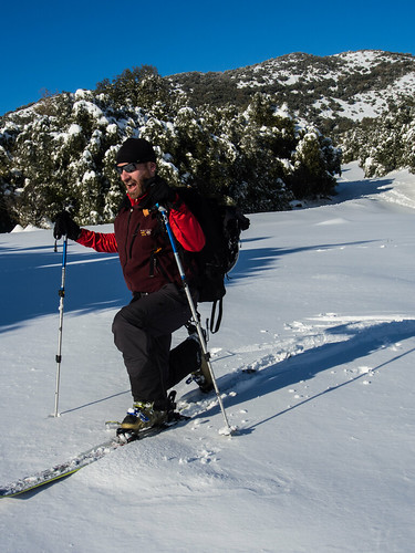ski tour in Israel!