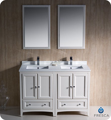 FVN20-2424AW_3 (Burroughs_Hardwoods) Tags: bathroom mirror bath sink cabinet furniture mirrors double storage sinks cabinets countertops cabinetry vanities