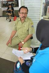 IMG_4219 (FAO ECTAD Indonesia) Tags: market visit jakarta 2014 lbm mentoring melawai