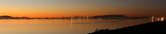San Francisco Skyline at dusk TK9A1497 (lycheng99) Tags: sf sanfrancisco sunset red orange water bay glow dusk baybridge sanfranciscobayarea sfbayarea sanfranciscoskyline sanfranciscobridges top20bridges baybridgewesternspan baybridgeeasternspan