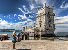 Torre de  Belem  Lisbon Portgal (saleem shahid) Tags: