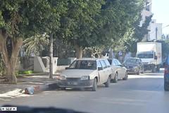 Opel kadett estate Tunisia 2015 (seifracing) Tags: cars car mercedes europe traffic fiat tunisia tunis transport police voiture vehicles van om spotting services tunisie opel tigra isuzu 2015 seifracing
