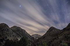 mountains spirit (boukarimkarim) Tags: nightphotography trees lebanon clouds stars moving starstrails ongexposure laqlouq canon6d karimboukarim