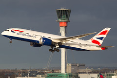 G-ZBJD British Airways Boeing 787-8 Dreamliner (Darryl Morrell - AirTeamImages) Tags: