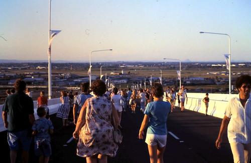 Gateway Bridge Opening
