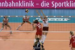 GO4G9619_R.Varadi_R.Varadi (Robi33) Tags: game sport ball switzerland championship team women action basel tournament match network volleyball volley referees
